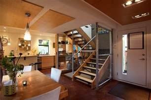 Homes Interior Designs Shipping Container Homes Interior Container House Design