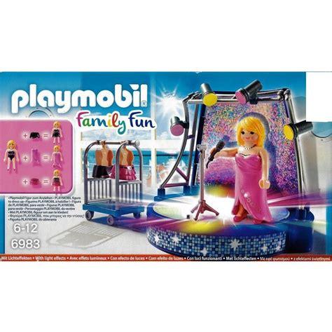 Playmobil Disc 50 playmobil 6983 disco mit liveshow decotoys