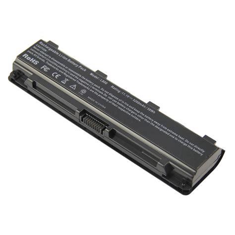 for toshiba satellite c850 laptop battery pa5024u 1brs pabas260 6cells 603964602275 ebay