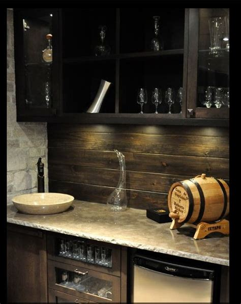 Basement Bar Backsplash Pin By Stauber On Home
