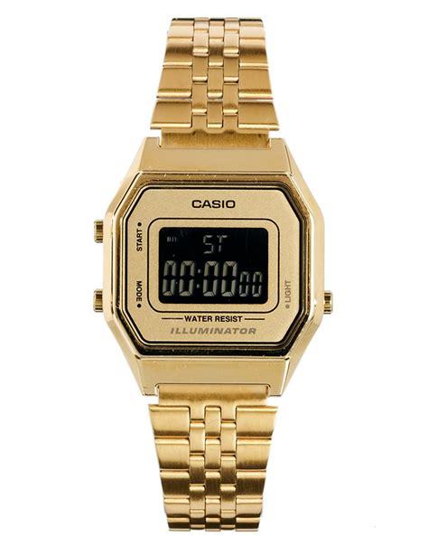 casio la680wega mini digital gold shopping