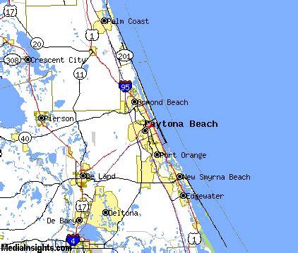 Daytona Beach Florida .com Maps