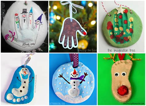 homemade christmas ornaments with salt dough 25