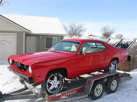 csite in plymouth pin 1974 plymouth duster pictures picture on