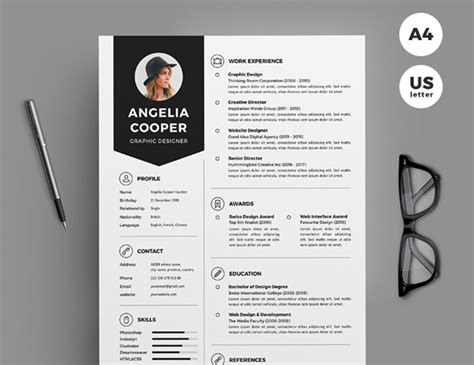 resume designs choice image cv best of 2017 stylish professional cv resume templates