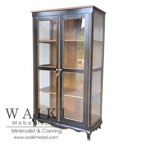 Lemari Display lemari display louisiana waiki mebel