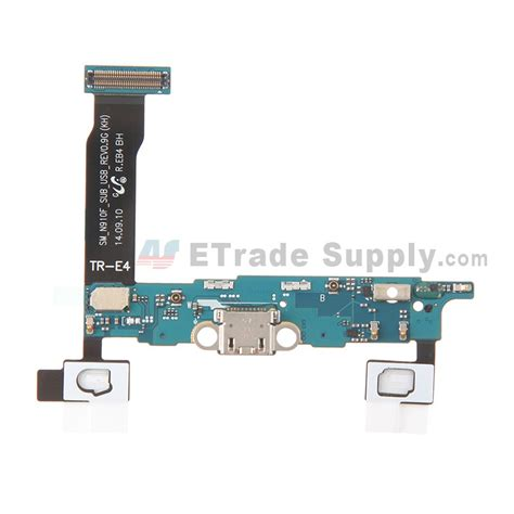 Port Charger Samsung E5 samsung galaxy note 4 sm n910f charging port flex cable etrade supply