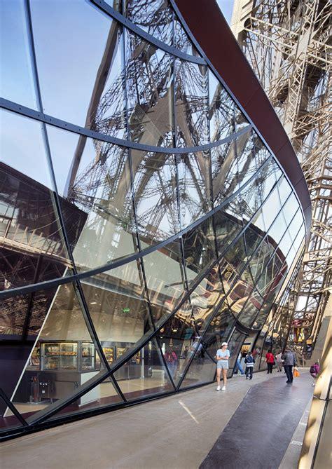 Eiffel Tower Floor L by Gallery Of Eiffel Tower S Floor Refurbishment