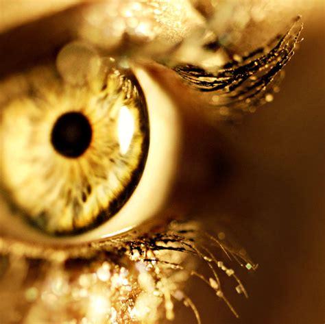gold eye color