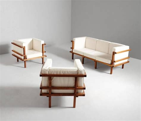 luxurious living room sets luxurious cubistic living room set at 1stdibs