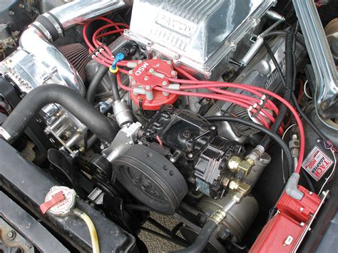 ac assembly package    mustangs paxton