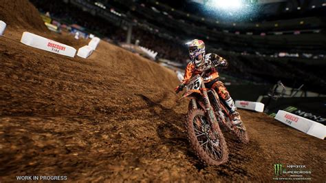 Energy Supercross The Official Videogame Is The