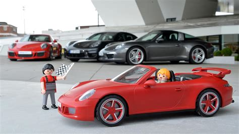 playmobil porsche porsche for the playroom