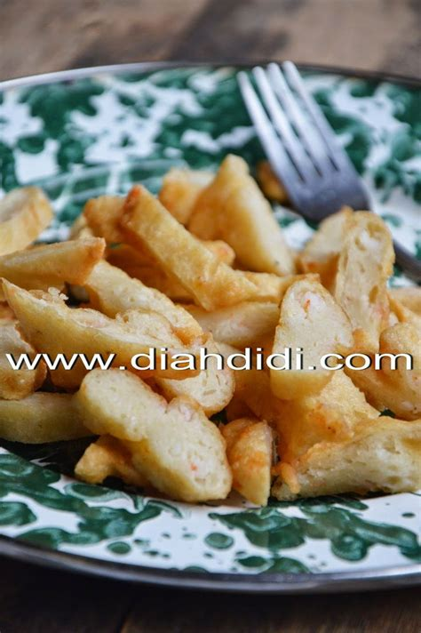 Makaroni Goreng Gandum 1 diah didi s kitchen gandum kekian goreng udang resep