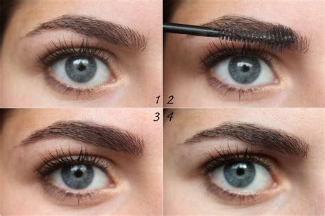 Maybelline Eyebrow Mascara review maybelline brow drama sculpting brow mascara