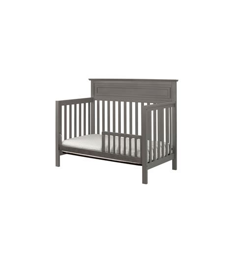 Davinci Autumn 4 In 1 Convertible Crib In Slate Davinci Autumn 4 In 1 Convertible Crib
