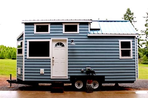 the sapphire tiny house on wheels for sale