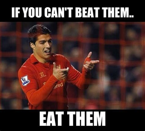 Luis Suarez Meme - these were the most talked about memes of the year viral