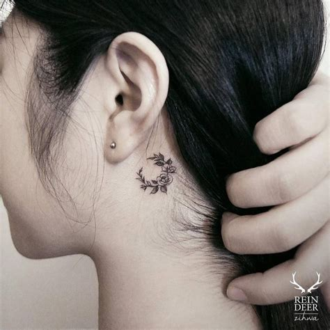dot tattoo behind ear 110 best images about astronomy tattoos on pinterest