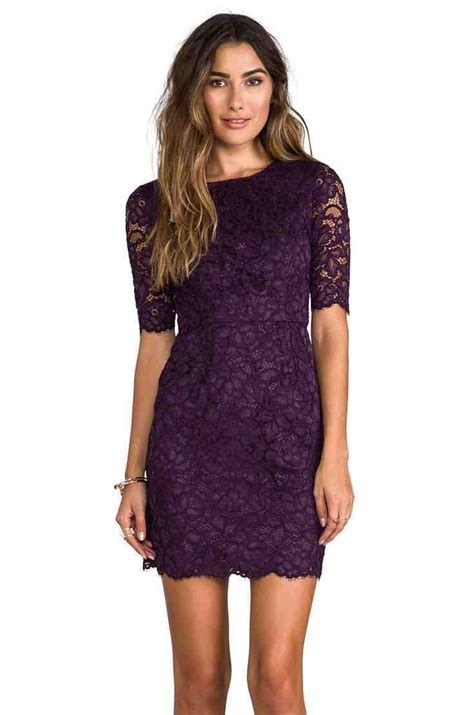 25  best ideas about Purple wedding guest dresses on