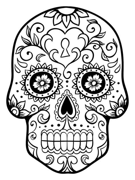 dia de los muertos coloring book dia de muertos coloring pages coloring home