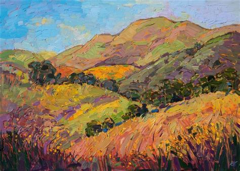 libro painting the modern garden 237 best images about erin hanson artist on oak tree landscape oil paintings and
