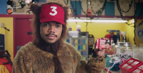 coloring book chance the rapper commercial chance the rapper in kit commercial def pen