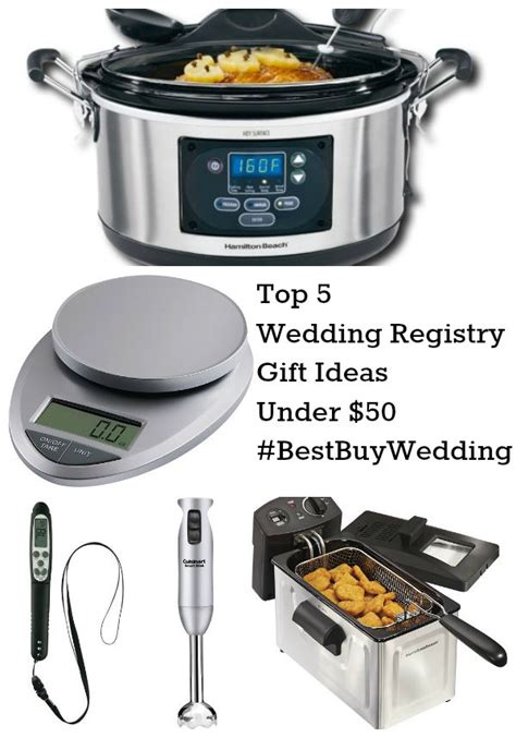 Wedding Registry Best Buy by Top 5 Wedding Registry Gift Ideas 50 Bestbuy