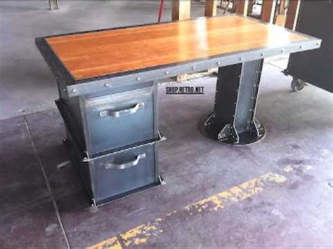 vintage industrial furniture 2012