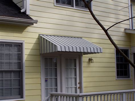 Awnings Metal by Aluminum Door Aluminum Door Canopy Awning