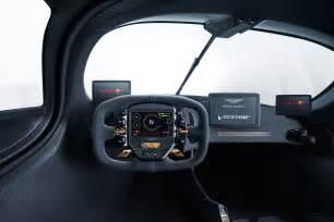 Inside An Aston Martin Aston Martin Valkyrie Interior Revealed Automobile Magazine