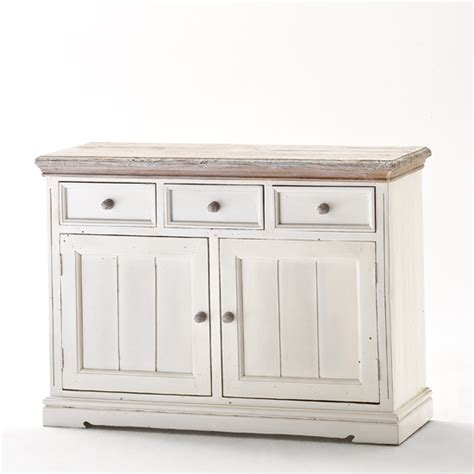White Pine Sideboard opal sideboard in white pine with 3 drawers 25374 furniture