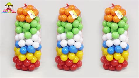 Bola Mandi Bola mandi bola plastik warna warni balls