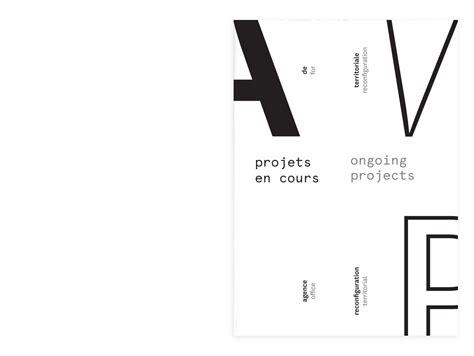 architect signature creative direction portfolio book design for architects awp