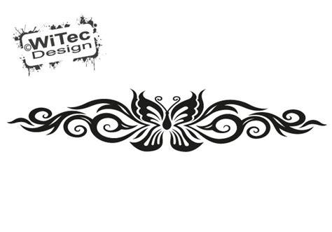 Heckscheibenaufkleber Schmetterling by Aa145 Schmetterling Tribal Auto Aufkleber Sticker