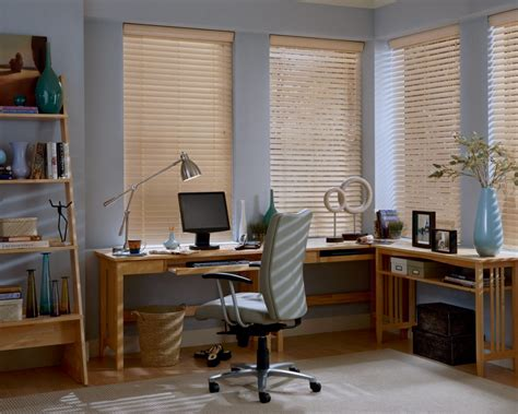 home office window treatments ideal window treatments for your home office hill