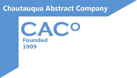 the chautauqua abstract company abstract and title insurance