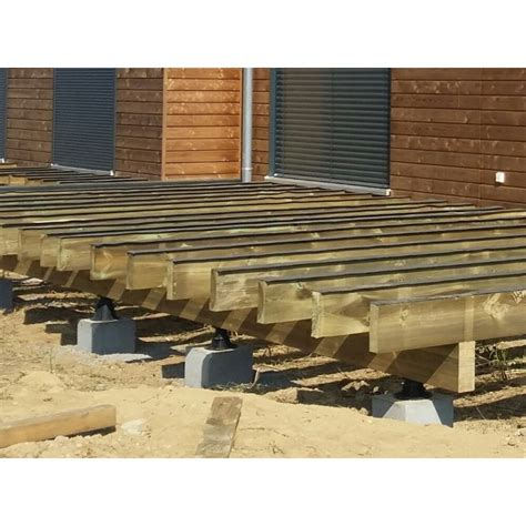 terrasse 15 cm plots pvc r 233 glable h 9 15 cm diam 20 cm boutique