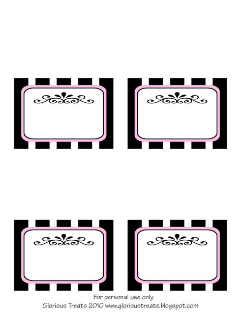 Printable Party Labels | french tags free printables search results calendar 2015
