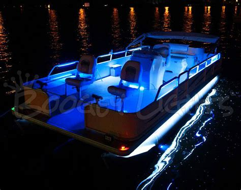boat lights pontoon boat led light kit