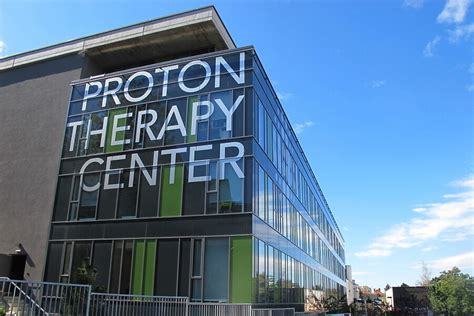 Proton Therapy Center by Proton Therapy Centre