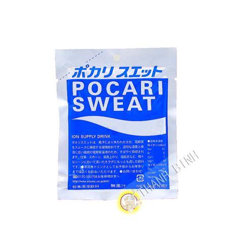 Pocari Sweat 37 Gram boisson energique pocari otsuka 74g japon