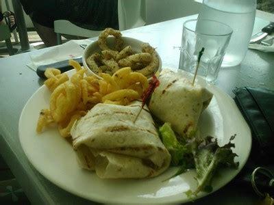 Wich Of The Week Chicken Caesar Wraps by Hog S Breath Cafe Brisbane