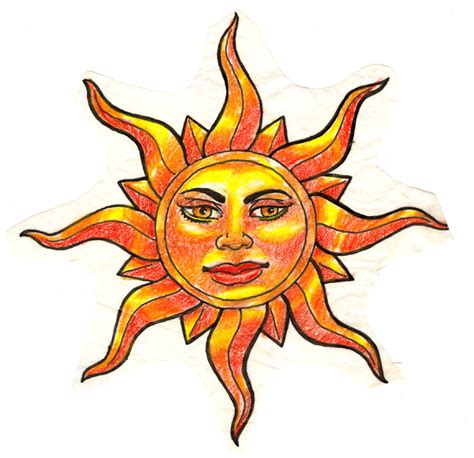 tattoo design sun sun design by deborah on deviantart
