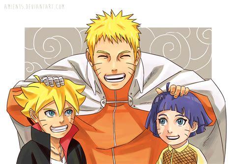 boruto family uzumaki family naruto image 1801404 zerochan anime