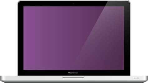 clipart moonbook laptop