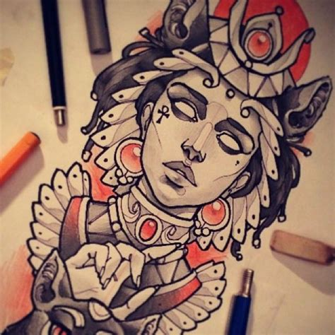 egyptian goddess tattoo designs 25 best ideas about on