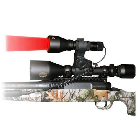 night light hunting supply predator hunting gun light red led