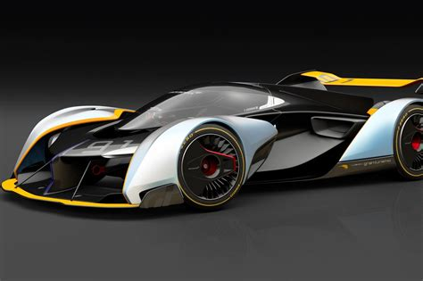 Mclaren Vision Gt Concept For Gran Turismo