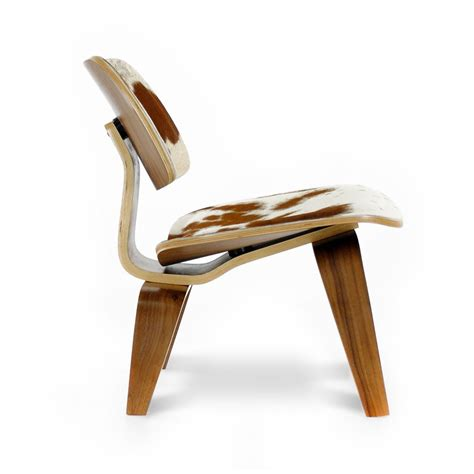 Eames Molded Plywood Lounge Chair Replica by Replica Eames Lcw Lounge Chair